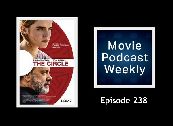 Movie Podcast Weekly - The Circle 2017