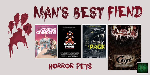 Horror Movie Podcast Ep. 119 - Man's Best Fiend