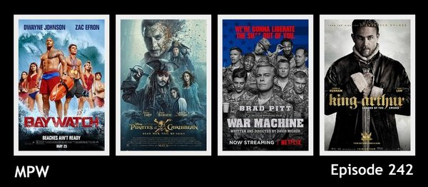 Movie Podcast Weekly Ep. 242