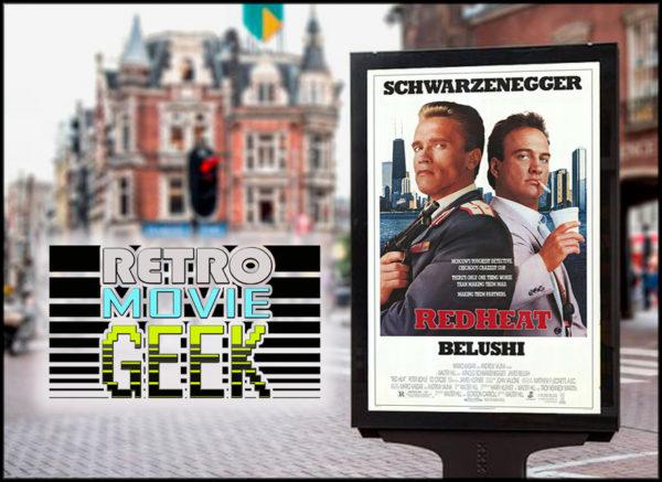 Retro Movie Geek Ep  119 Promo: Red Heat (1988)   Movie